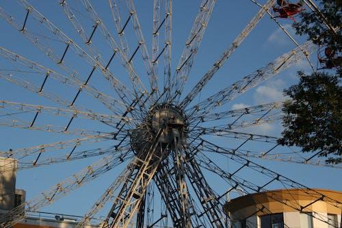 Gratis arkivbilde med by, himmel, hjul, pariserhjul