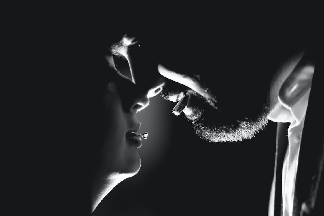 czarno-biały, fotografia, fotografia kreatywna