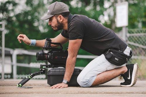 人, 套組, 專業, 導演 的 免費圖庫相片