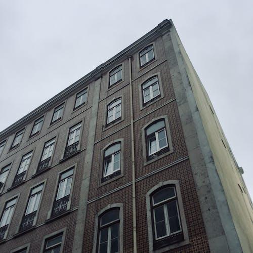 城市, 幾何, 建築外觀, 漆黑 的 免費圖庫相片