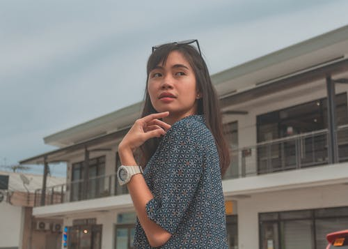 Free stock photo of asian female, asian model, pastel, photography