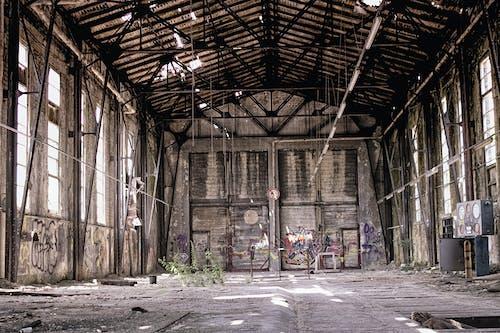 Immagine gratuita di architettura, casa di mattoni, ciottolo, demolizione
