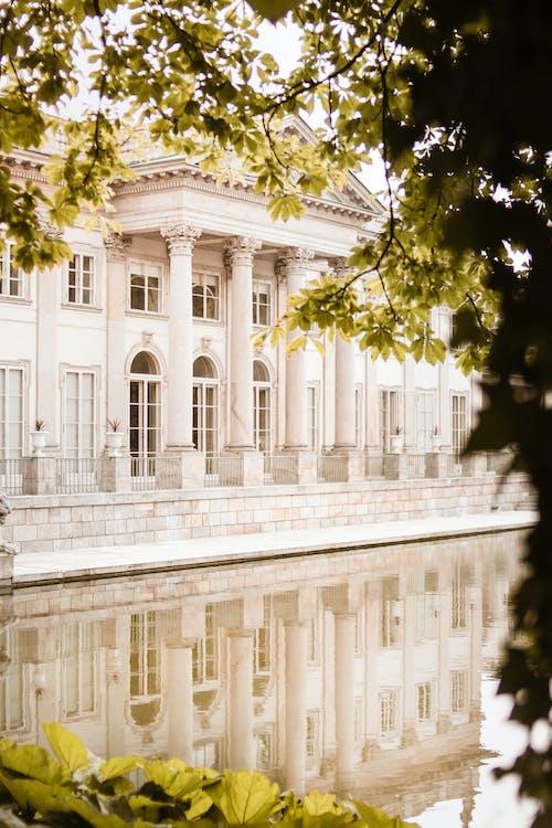 Gratis arkivbilde med historisk bygning