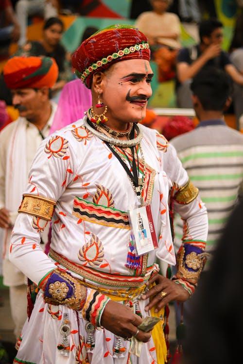 #elbise, #festival, #hindistan, #hint kültürü içeren Ücretsiz stok fotoğraf