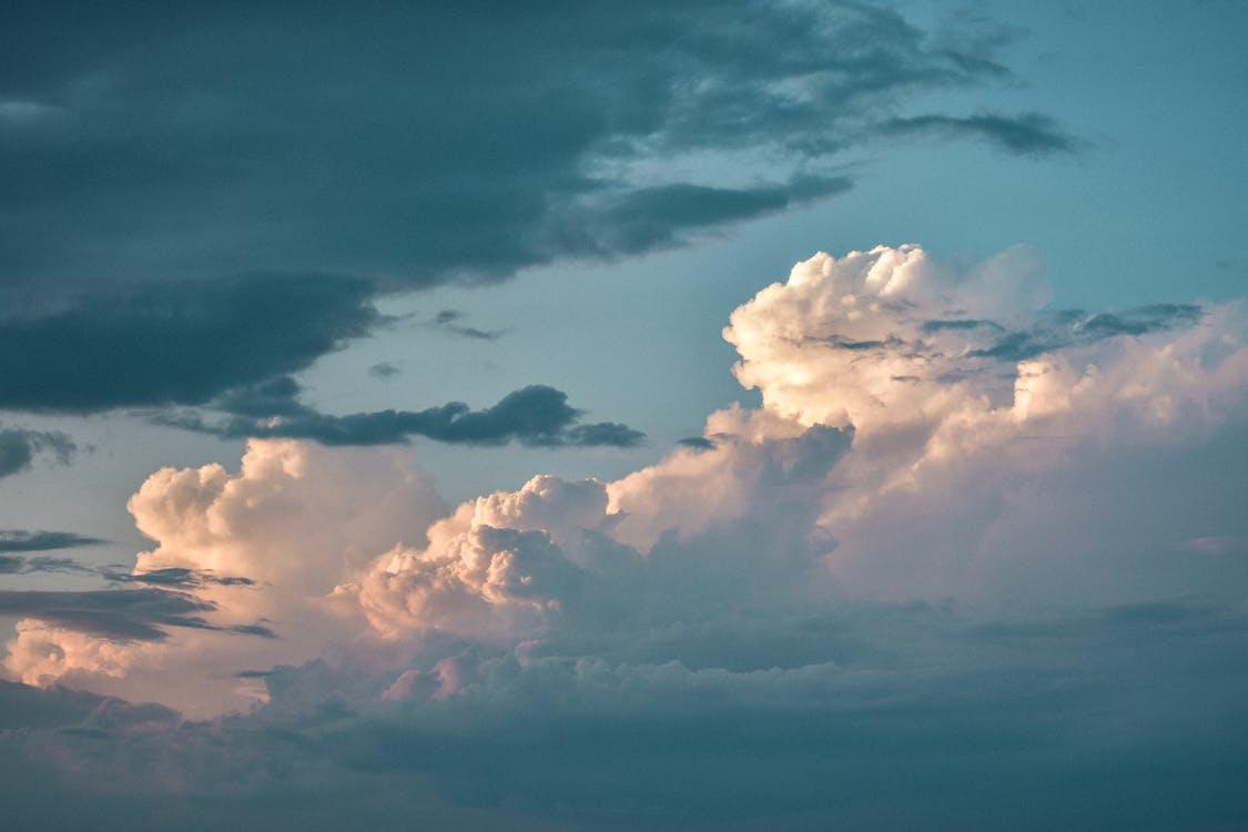 mraky, oblaky, obloha