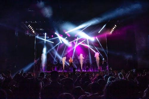 Бесплатное стоковое фото с аудитория, вечеринка, выступление, Группа