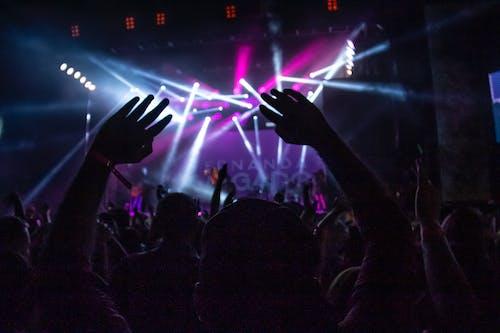 คลังภาพถ่ายฟรี ของ การแสดง, การแสดงสด, ความบันเทิง, คอนเสิร์ต
