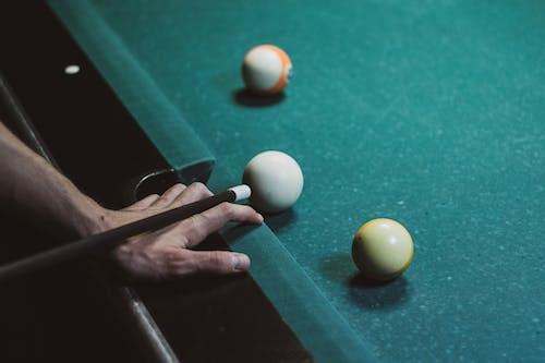 台球池, 撞球, 撞球桌 的 免费素材照片