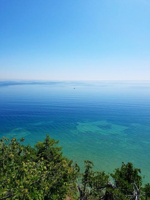 Imagine de stoc gratuită din apă albastră, călătorie, corp de apă, destinația calatoriei