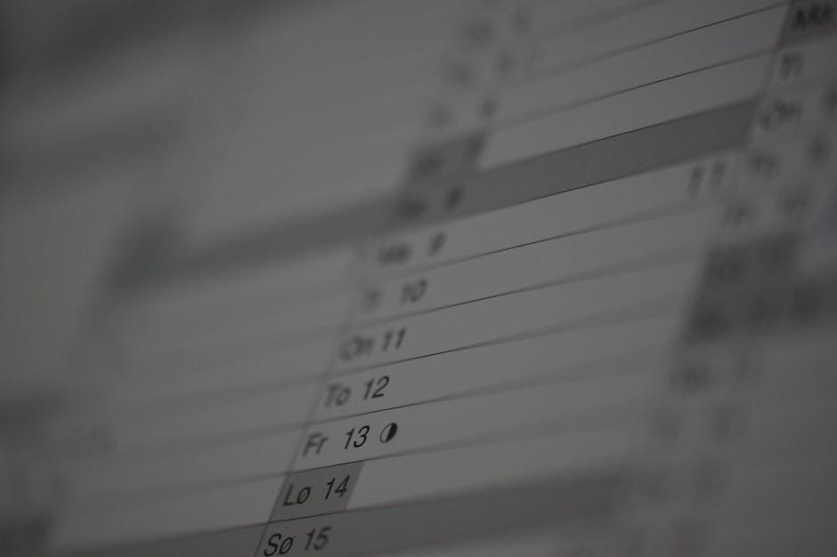 New free stock photo of date, blur, calendar