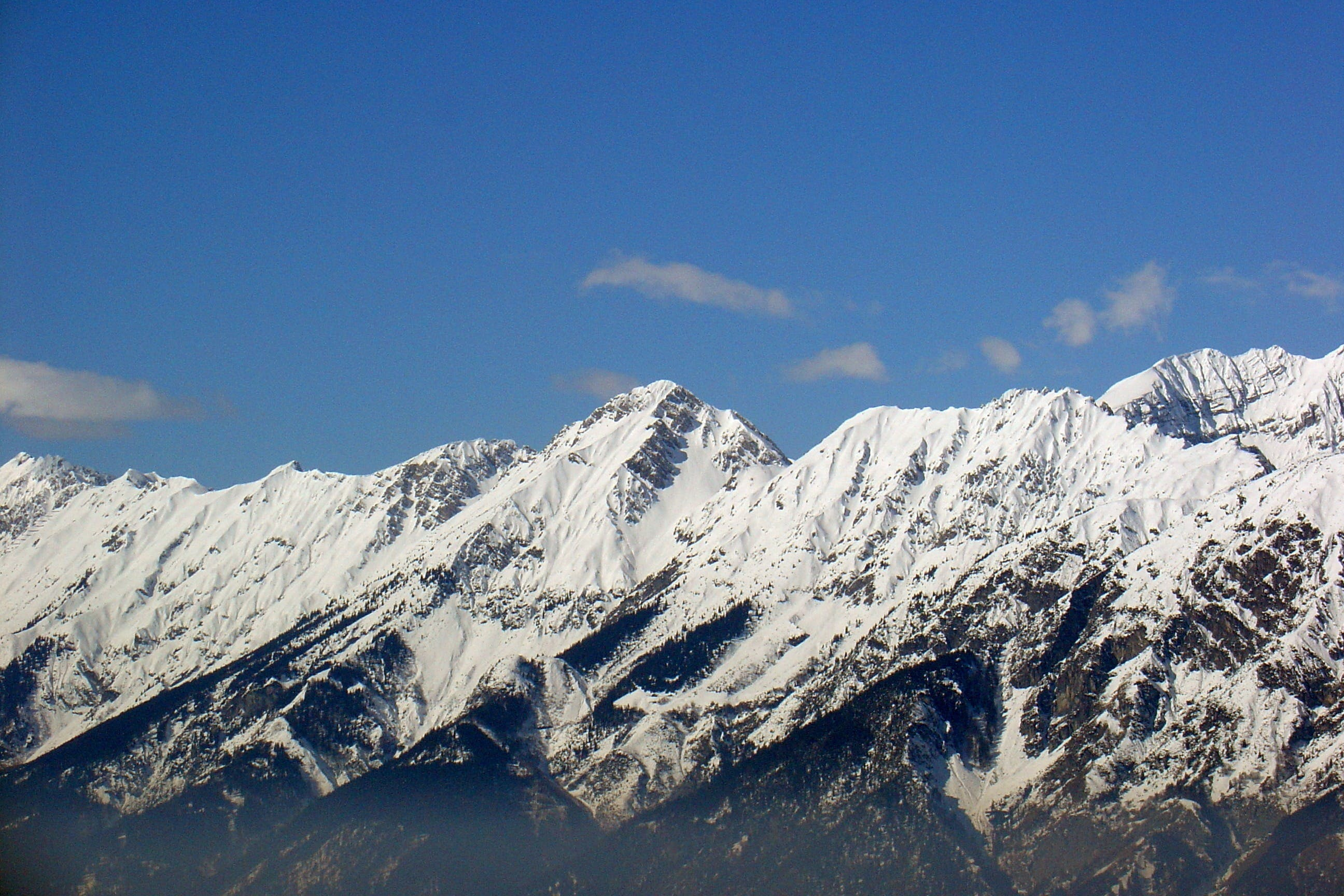 Gratis lagerfoto af alpin, bjerg, bjergtinde, dagslys
