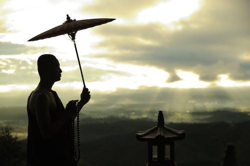 Gratis lagerfoto af alvorlige, åndelig, bror, Buddhisme
