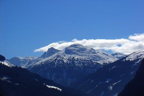 Gratis lagerfoto af alpin, bjerge, bjergtinde, bjergtop