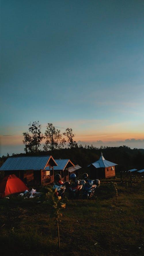 Ảnh lưu trữ miễn phí về Indonesia, núi, rừng, trại