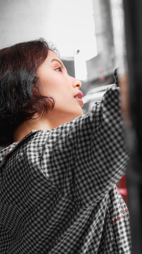 Fotobanka sbezplatnými fotkami na tému #lady, ázijskej dámy, bodové svetlá, denné svetlo