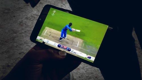 Immagine gratuita di cellulare, cricket, digitale, display mobile