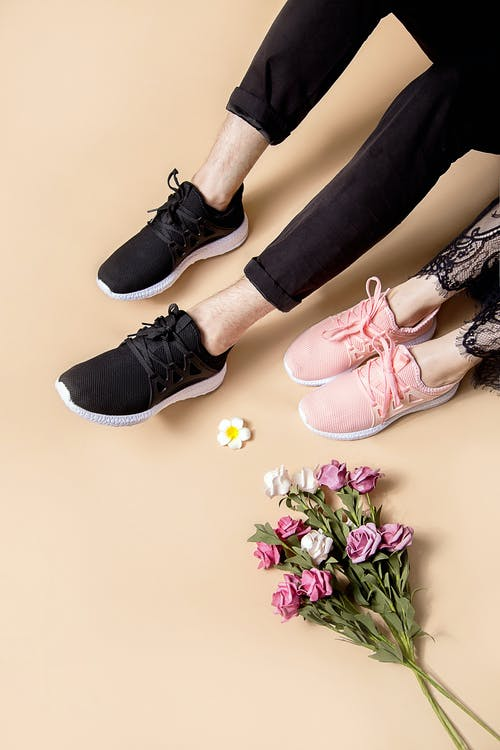 Photo Of Sneakers