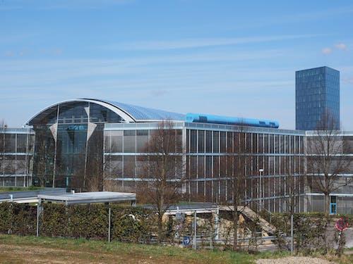 Ingyenes stockfotó cég, ég, építészet, épület témában