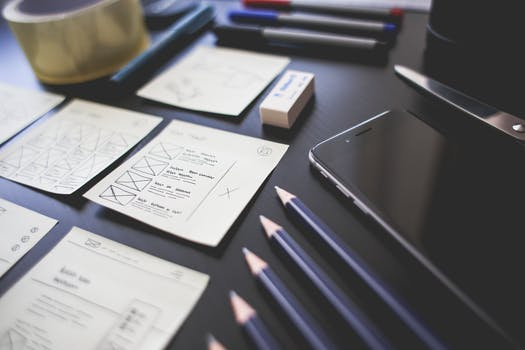 Free stock photo of creative, office, technology, display
