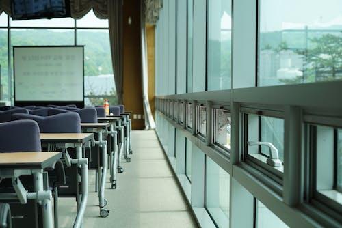 Ingyenes stockfotó beltéri, hivatal, pohár, székek témában