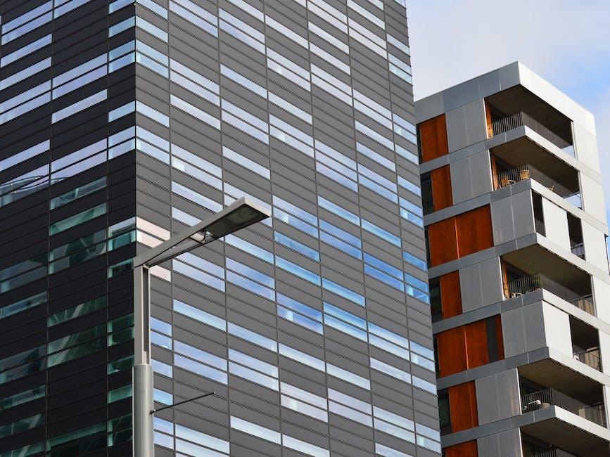 architecture, business, center