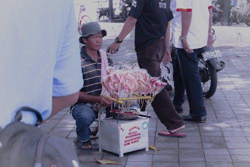 Fotobanka sbezplatnými fotkami na tému Ázijčania, cukrík, fotografia ulice, kráčajúci ľudia