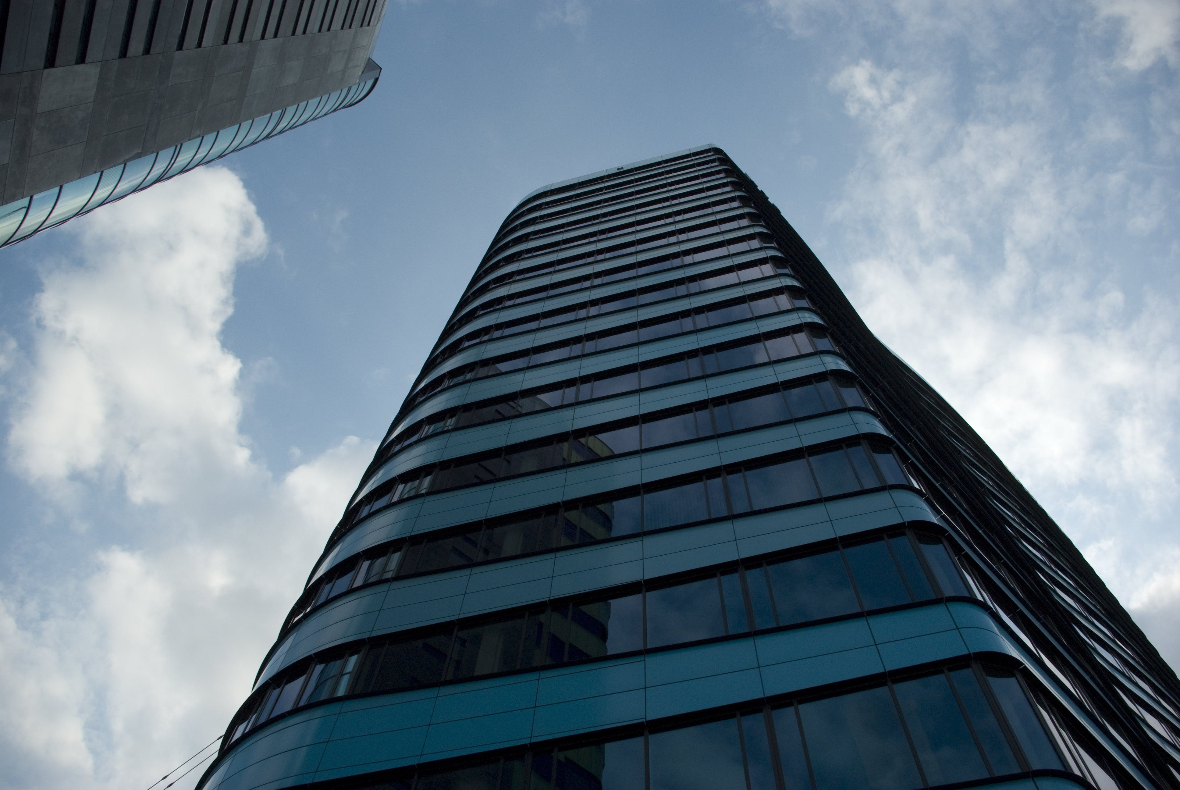 View of High Rise Building