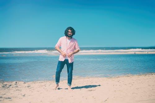 Základová fotografie zdarma na téma #models, 20-25 letý muž, dlouhé vlasy, elegance