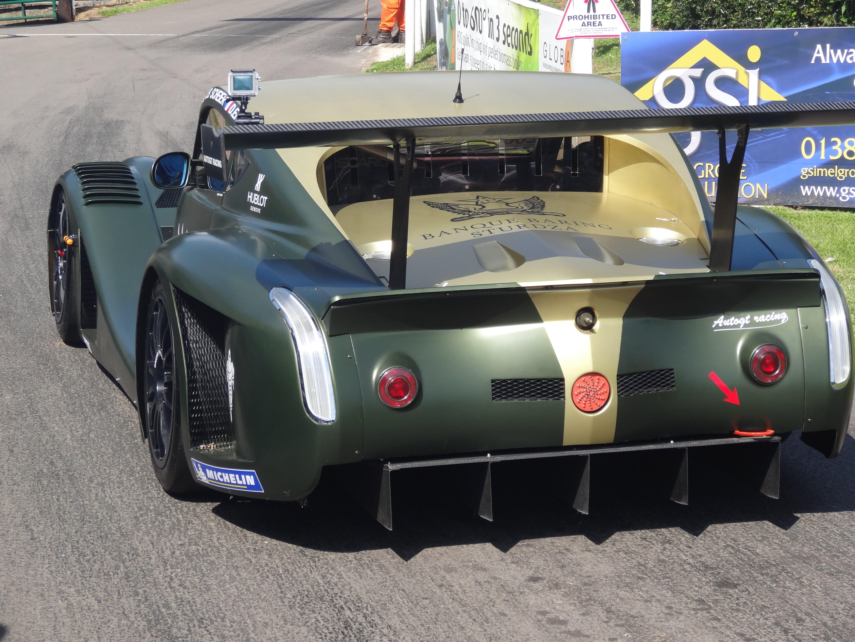 Free stock photo of racing car, morgan motor company, morgan le mans racing car, shelley walsh hill climb