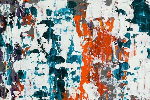 丙烯酸塗料, 壁紙, 抽象, 抽象繪畫 的 免費圖庫相片