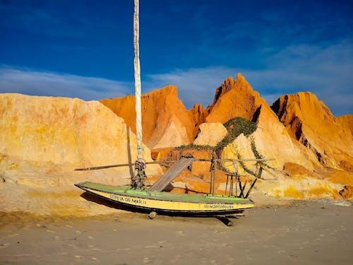 Immagine gratuita di barca, barca a vela, barca da pesca, barche