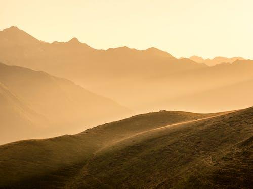 Ingyenes stockfotó 4k-háttérkép, aranyóra, békés, festői témában