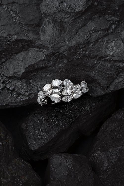Darmowe zdjęcie z galerii z diament, diamentowy pierścionek