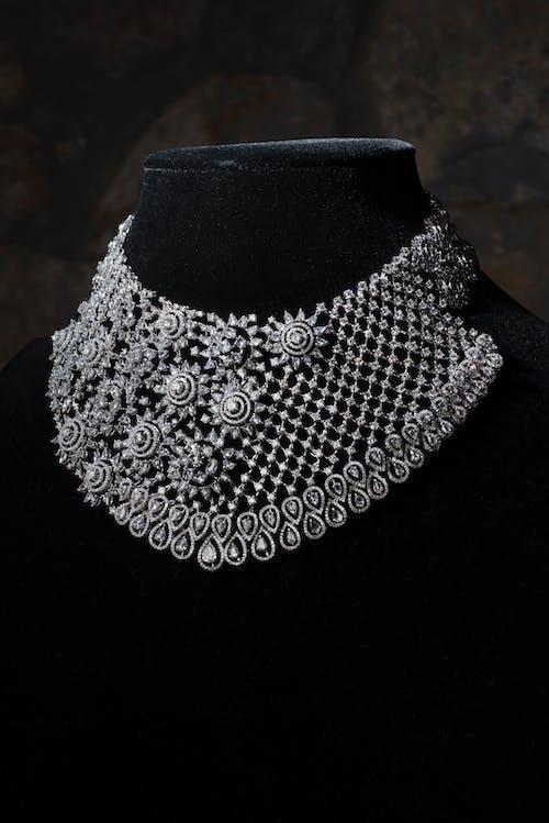 Imagine de stoc gratuită din colier cu diamante, diamant