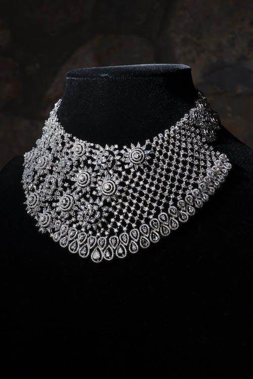 diament, diamentowy naszyjnik