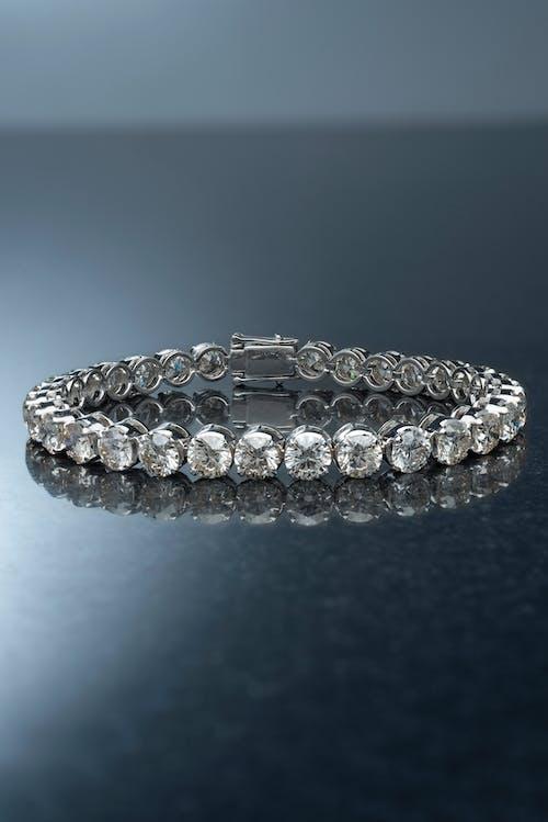 Darmowe zdjęcie z galerii z bransoletka, diament