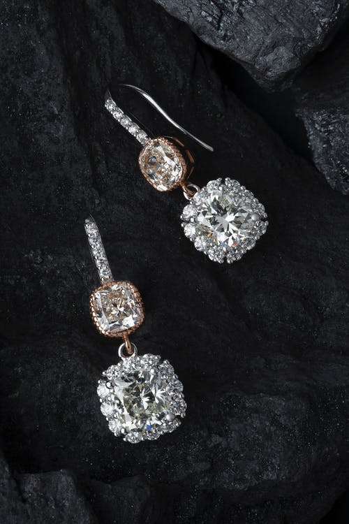 Darmowe zdjęcie z galerii z biżuteria diamentowa, diament