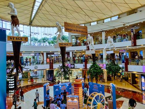 Foto d'estoc gratuïta de Centre comercial, Nova Delhi