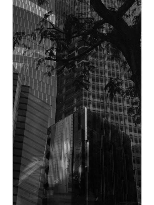 Darmowe zdjęcie z galerii z abstrakcyjny, apartamentowiec, architektoniczny, architektura