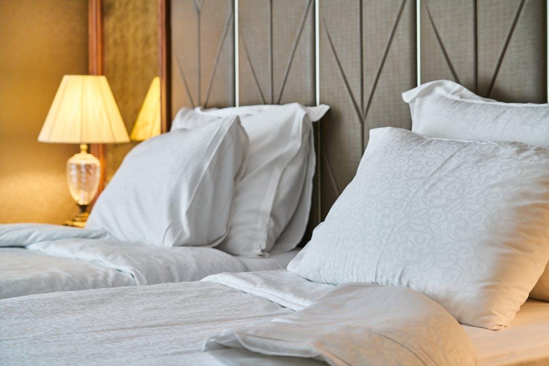 白色床單套