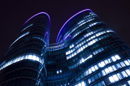 Ảnh lưu trữ miễn phí về ánh sáng, bầu trời, các tòa nhà, cảnh quan thành phố