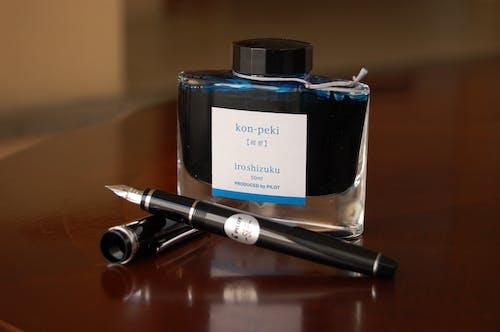Ảnh lưu trữ miễn phí về cận cảnh, cây bút, mơ hồ, mực