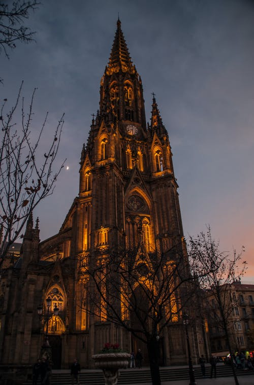 Free stock photo of catedral, cathedral, church