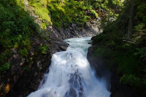 Бесплатное стоковое фото с wasserfall, Австрия, водопад, водопады