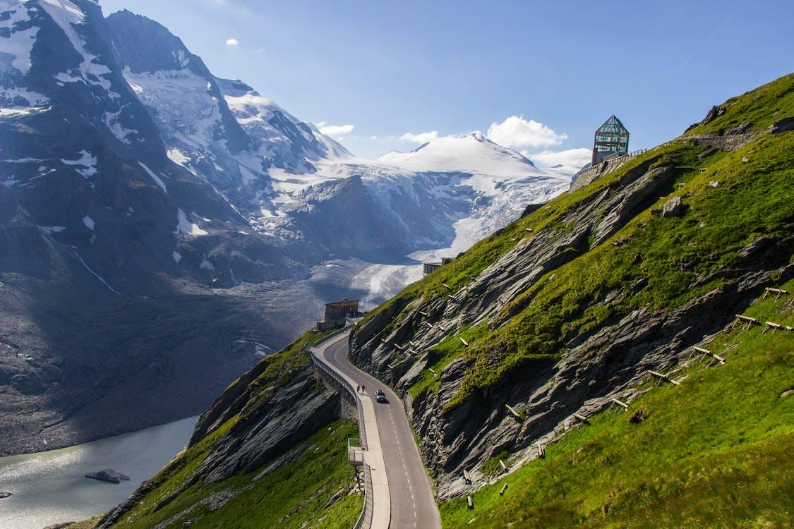 Австрія, Альпійський, Блакитні гори