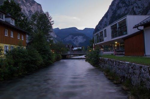 Бесплатное стоковое фото с Австрия, река