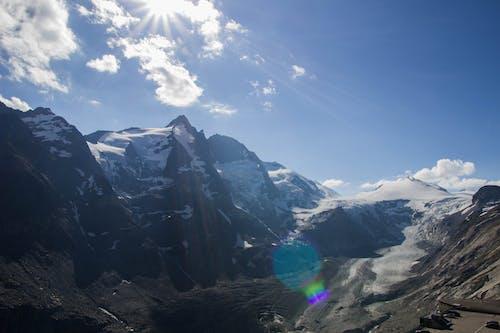 Бесплатное стоковое фото с Австрия, синие горы, снег