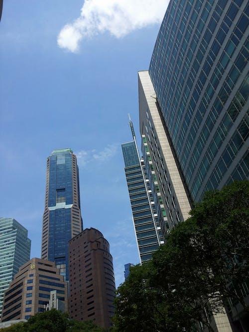 Бесплатное стоковое фото с архитектура, башни, высокий, город