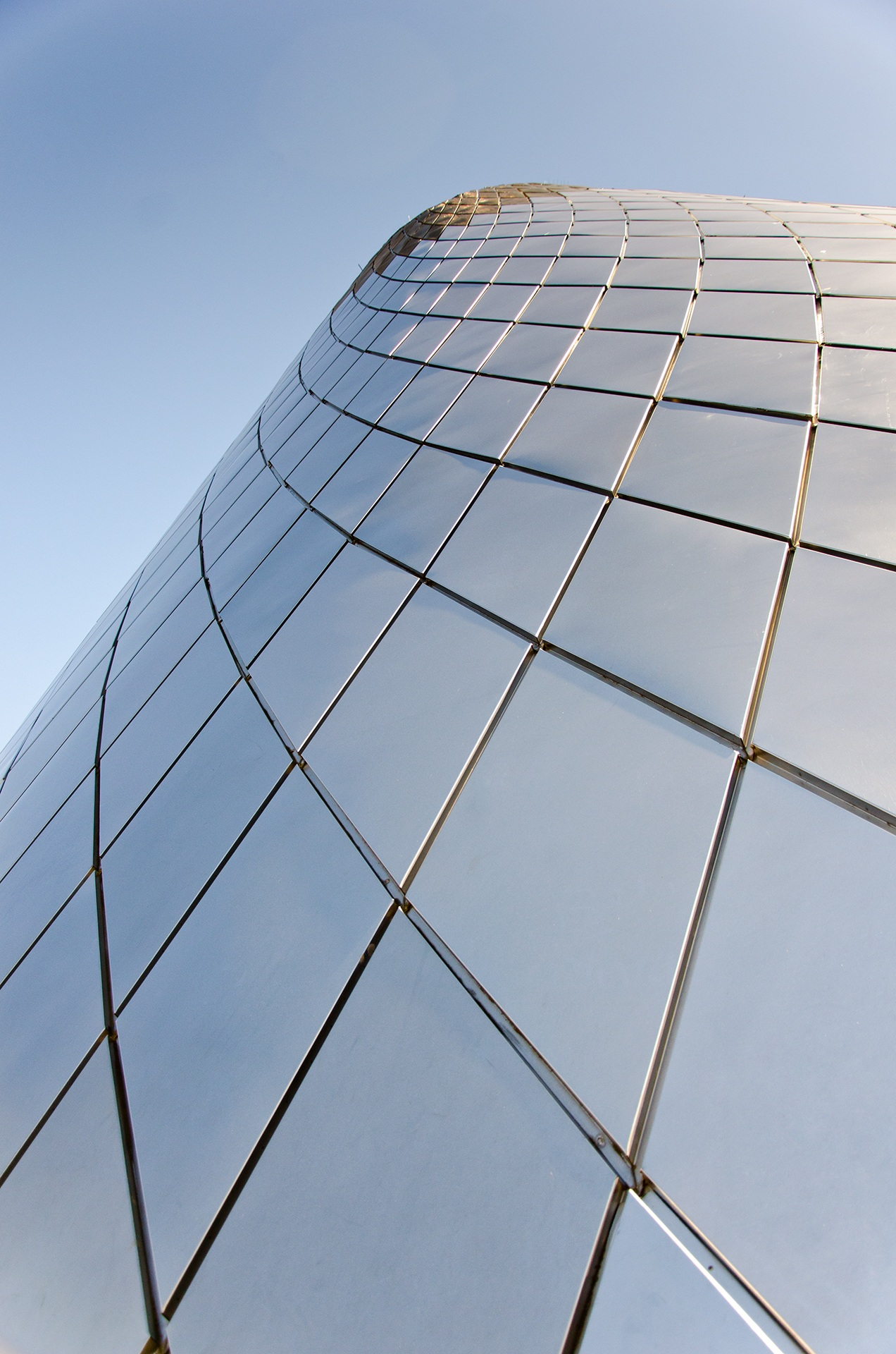 Low Angle Photography of White Building