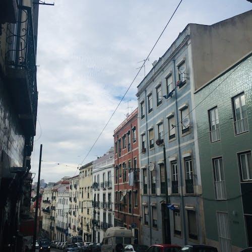 老街, 里斯本 的 免費圖庫相片